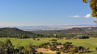 Beautiful Utah ranch for sale listed by Swan Land Company