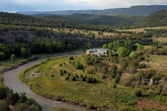 Ranches for Sale in New Mexico | Luxury Ranch for Sale New Mexico | Jane Fonda's Ranch for Sale New Mexico